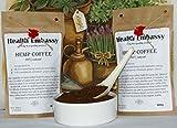 Hanf Kaffee 100g (Cannabis Sativa) / Hemp Coffee 100g Health Embassy Organic