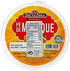Erdnuss-Riegel, Plastikdose 170g - Pé de Moleque DACOLONIA 170g