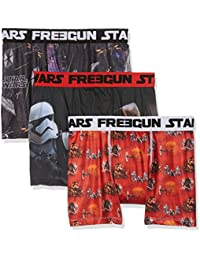 Star Wars Freegun, Boxer Homme, (lot de 3)