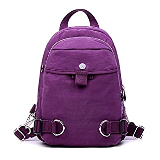 51yAjU4VAEL. SS324  - Outreo Mochilas Escolares Ligero Mujer Bolso Escuela Colegio Libro Casual Backpack Impermeable Daypack Bolsos de Moda para Sport Bolsas de Viaje