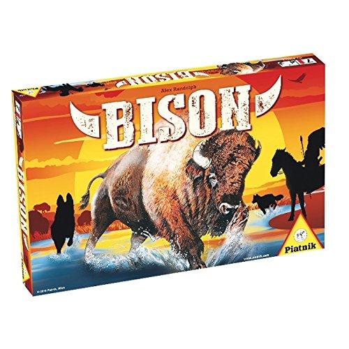 Piatnik 6490 Bison, Spiel