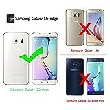 LeYi Hülle Galaxy S6 Edge Glitzer Handyhülle ...Vergleich