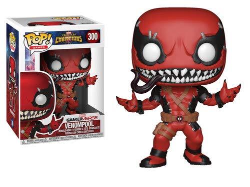 Funko Pop! - Games: Marvel Contest of Champions Venompool Figura de Vinilo (26710)