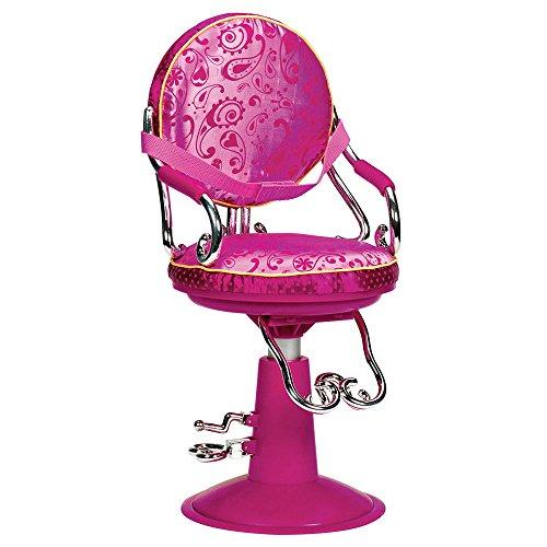 Our generation poltroncina da salone della parrucchiera con accessori, per bambole, 45,7 cm