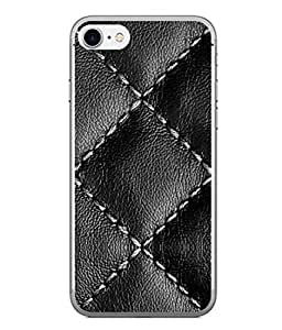 PrintVisa Designer Back Case Cover for Apple iPhone 6S (Leather Make Seat Cover Sofa Decorative Design)