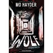 Wolf: Der 7. Fall für Jack Caffery - Psychothriller (Die Inspektor-Caffery-Thriller, Band 7)