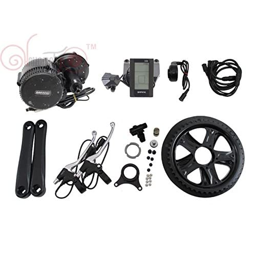 51yAm7DxRvL. SS500  - 48V 750W 8Fun Bafang Mid-Drive Motor Conversion Kits with integrated Controller and LCD Display