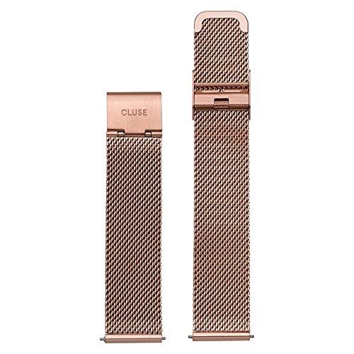 Cluse Femmes Bracelets de Montres en Acier Inoxydable CLS047