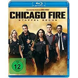 Chicago Fire - Staffel 6 [Blu-ray]