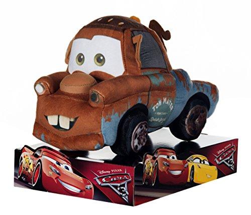 Unbekannt Cars 2263325,4cm Disney Mater Plüsch Spielzeug