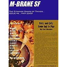 M-BRANE SF #4