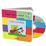 Image de Mon imagier-photos musical : Les cordes (+ 1 CD audio)