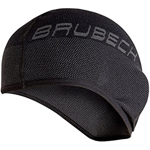 BRUBECK® Cappello Funzionale Termoattivo / Mezzo Sottocasco (Moto Sci Corsa), Dimensione:L - XL