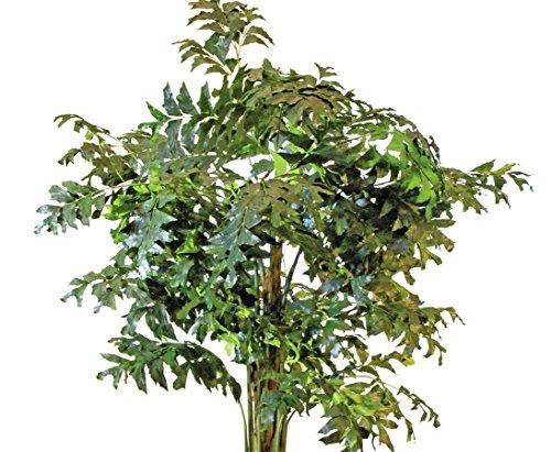 Fishtail-Palmbaum Kunstpflanze, 1426 künstlichen Blätter, Höhe ca. 305cm – künstliche Palme Palmen