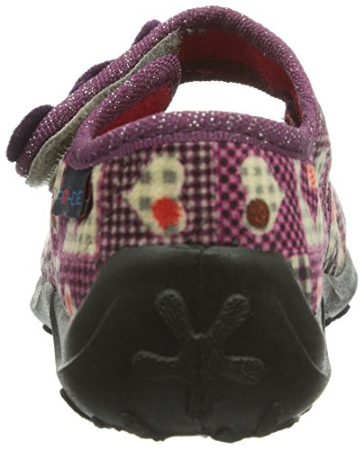 Rohde Boggy Boogy, Chaussons mixte enfant Violet (59 Aubergin)