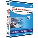 Quick Recovery - Data Recovery Software - For Macintosh (Personal)1Yr/1PC