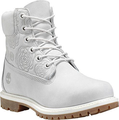 Timberland 6in Premium Boot - W VAPOROUS GRE, WOMAN, Size: 36 EU (5.5 US / 3.5 UK) -