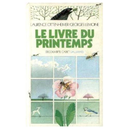 Le Livre du printemps
