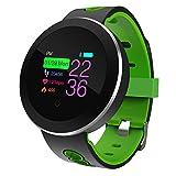 Q8 Pro Smart Watch Display OLED-Display Farbe Smart Electronics Smartwatch Fitness-Tracker Mode Heart Rate Bluetooth Men Women Intelligente Entgasung