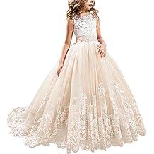 brand new 2f117 b5883 Amazon.it: vestiti da sposa - Beige