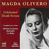 Magda Olivero - Celebrated Death Scenes