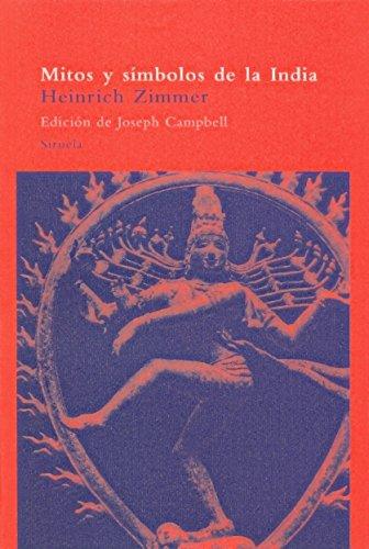 Mitos y símbolos de la India (El Árbol del Paraíso) por Heinrich Zimmer