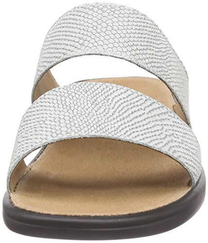 Ganter Sonnica, Weite E, Mules Femme blanc (offwhite 0400)