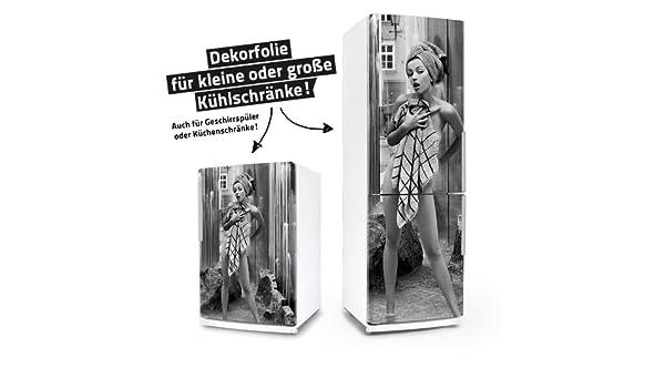 Kühlschrank Dekorfolie : Amazon posterdeluxe c kühlschrank spülmaschinen