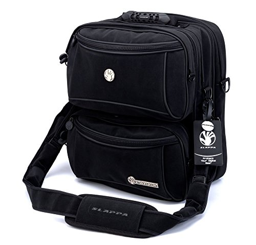 SLAPPA BULKHEAD 4:1 PRO SL LP 10 LAPTOP BAG SPLITS INTO 4 SEPERATE BAGS   TRAVEL BAG
