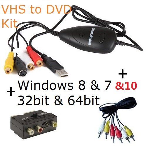 climaxdigital-usb-20-vhs-to-dvd-video-capture-converter-dvd-maker-kit-for-windows-10-81-8-7-vista-xp