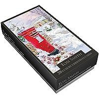 Tom Smith Luxury Post caja slim caja tarjetas (Pack de 20)