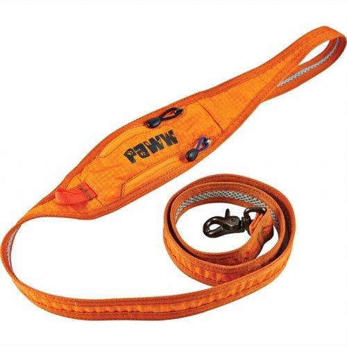 paww-pick-pocket-leash-5-feet-orange