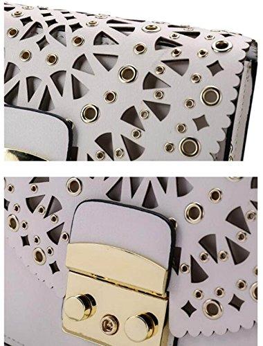 Ms. Cava Fibbia Piccolo Pacchetto Quadrato Quadrato A6