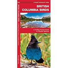 British Columbia Birds: A Folding Pocket Guide to Familiar Species (A Pocket Naturalist Guide)