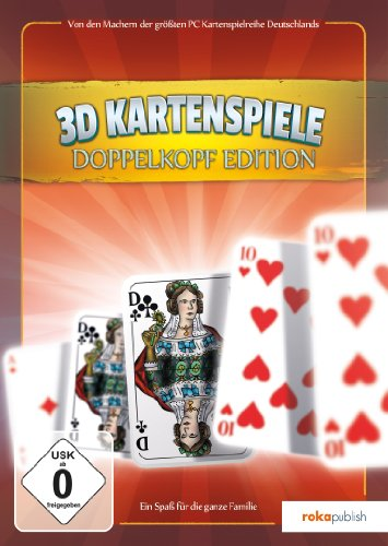 3D Kartenspiele - Doppelkopf Edition [PC Download]