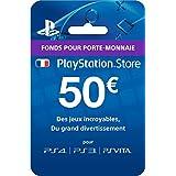 Playstation Live Cards - 50 Euros [Importación Francesa]