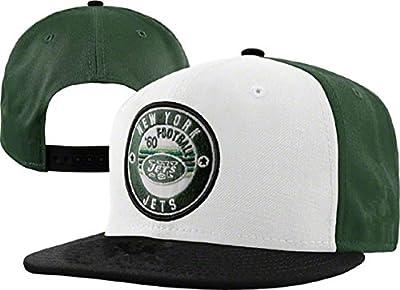 New York Jets Snapback (grün mit schwarzen Rand)