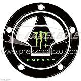 Aufkleber Harz 3d Schutz Tankdeckel kompatibel für Motorrad Kawasaki 07-15