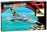 Revell Modellbausatz Flugzeug 1:100 - Tornado IDS easykit im Maßstab 1:100