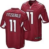 Arizona Cardinals Nike Youth Game Jersey - Large, 11 - Fitzgerald