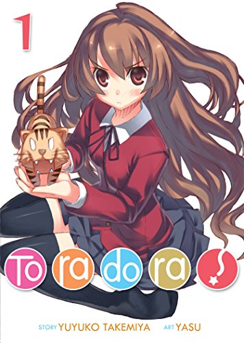 Toradora! (Light Novel) Vol. 1 por Yuyuko Takemiya