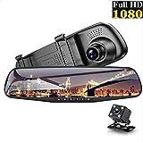 Best Videocamere auto - Telecamera per Auto da 4.3 pollici Full HD Review