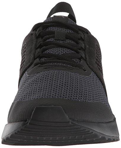 PUMA Men s Pacer Next Net Sneaker  Quiet Shade Black  7 5 M US