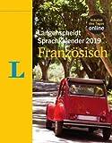 Langenscheidt Sprachkalender Französisch - Kalender 2019 - Tagesabreißkalender mit 5-10 Minuten Lernspaß täglich - 12,5 cm x 15,9 cm