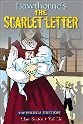Scarlet Letter: The Manga Edition by Nathaniel Hawthorne (2009-01-23)
