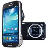 Samsung Galaxy S4 Zoom 16GB Smartphone débloqué Noir -Asia Version-