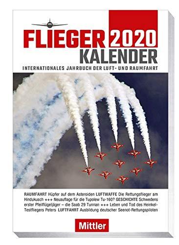 Fliegerkalender 2020: Internationales Jahrbuch der Luft- und Raumfahrt