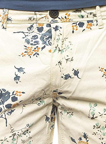 Blend of America -  Pantaloncini  - Uomo Beige (bone white)