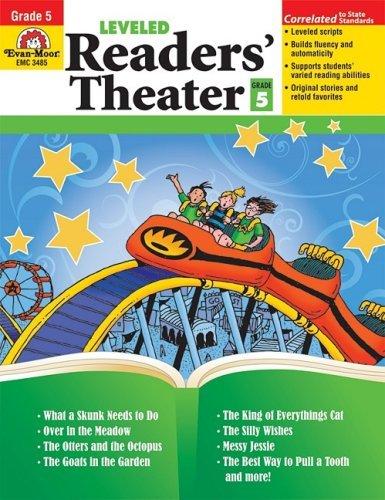Leveled Readers' Theater, Grade 5 by Evan Moor (2008-12-01)