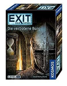 KOSMOS Spiele 692872 - EXIT - Das Spiel - Die verbotene Burg
